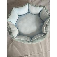 China ST-Pet Bed Round Pet Beds Luxury Dog Sofa Fashion Design Cat Bed on sale