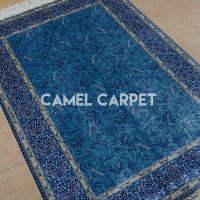 Wholesale Y0591A Handmade Silk Light Blue Rug from china suppliers