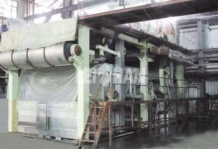 Quality Positive Pulp Cylinder Mould Tissue Paper Machine for sale