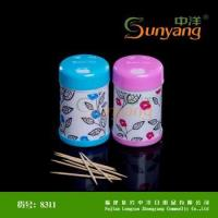 Wholesale Supply All Kinds Of Bamboo Toothpicks Accept OEM from china suppliers
