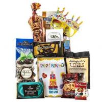 Jubilee Birthday Gift Basket