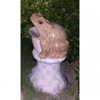 Buy cheap Frog Shaped Trash Can from Wholesalers