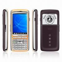 Wholesale Dual SIM and Tri-band Mobile Phone with Camera, MP3/MP4 Players, Bluetooth, Touch Panel and Speaker from china suppliers