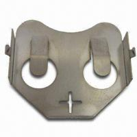 Buy cheap Complex Multiple Cut and Bend Metal Stamping, Suitable for Medical Equipments and Telecommunication from Wholesalers